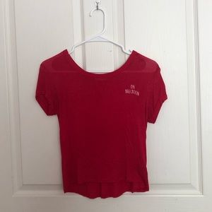 Cropped T- shirt